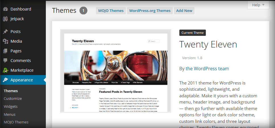 Cómo instalar un Tema en WordPress - Themes WordPress