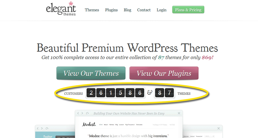 plantillas wordpress premium